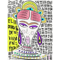 FRIDA, EL DERECHO DE VIVIR EN PAZ