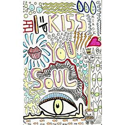 I KISS YOU SOUL