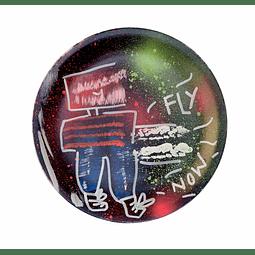 PLATO ROBOT FLY INFANTIL
