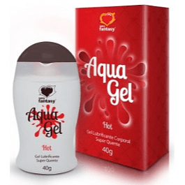 Lubricante Aqua Gel Hot y Frozen