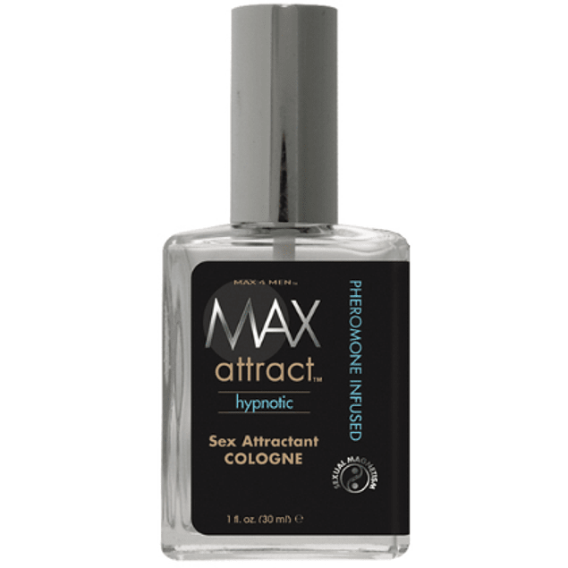 Cologne Max Attract Hypnotic