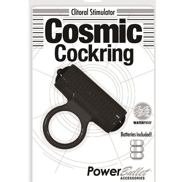 Cosmic Cockring