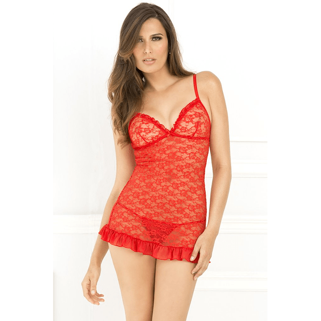 Set Babydoll con Colaless