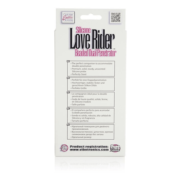 Love Rider Doble Penetración