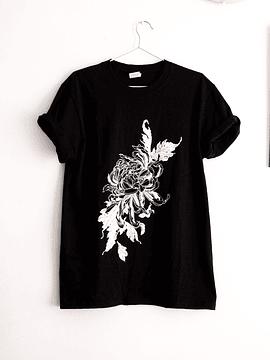 Polera Crisantemo - Talla L