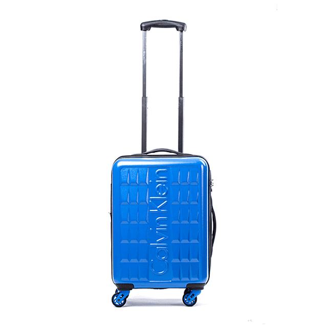 Maleta Calvin Klein / Cornell Azul / Small 20''