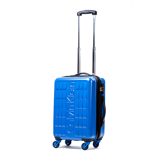 Maleta Cabina S Calvin Klein / Cornell Azul
