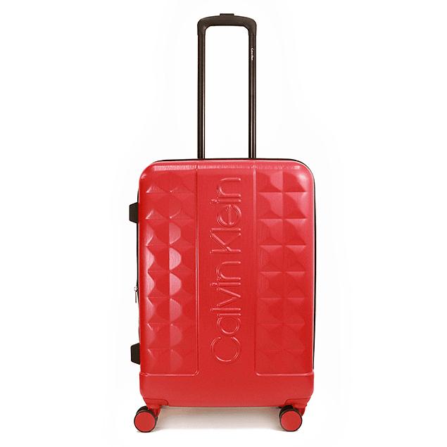 Maleta Calvin Klein / Central Park West Rojo / Medium