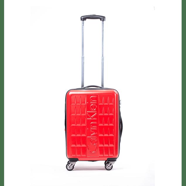 Maleta Cornell Rojo 20'' Calvin Klein