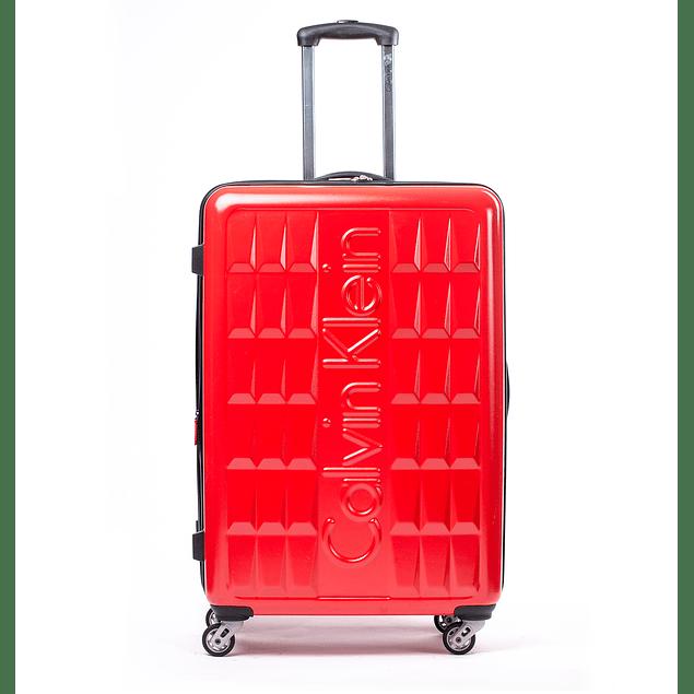 Maleta Cornell Rojo 28'' Calvin Klein