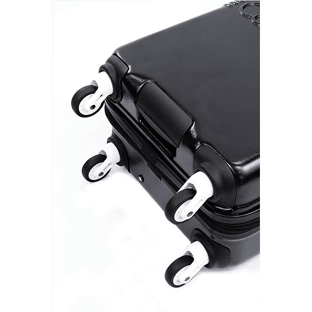 Maleta Calvin Klein / Delancy Blanco / Medium 24''
