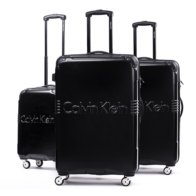 Set Calvin Klein / Delancy Negro