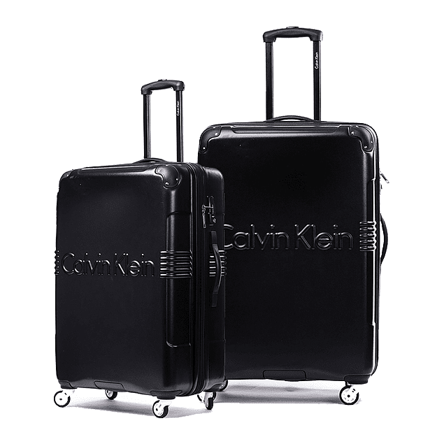 Pack Calvin Klein / Delancy Negro M - L