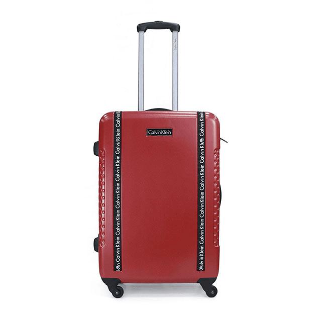 Maleta Calvin Klein / Jackson Rojo / Large 28