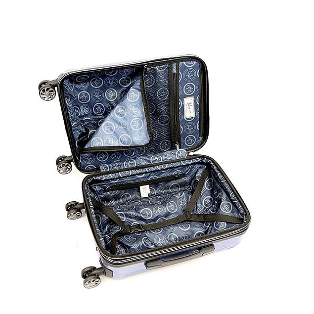 Maleta Penguin / Crest Azul / Large