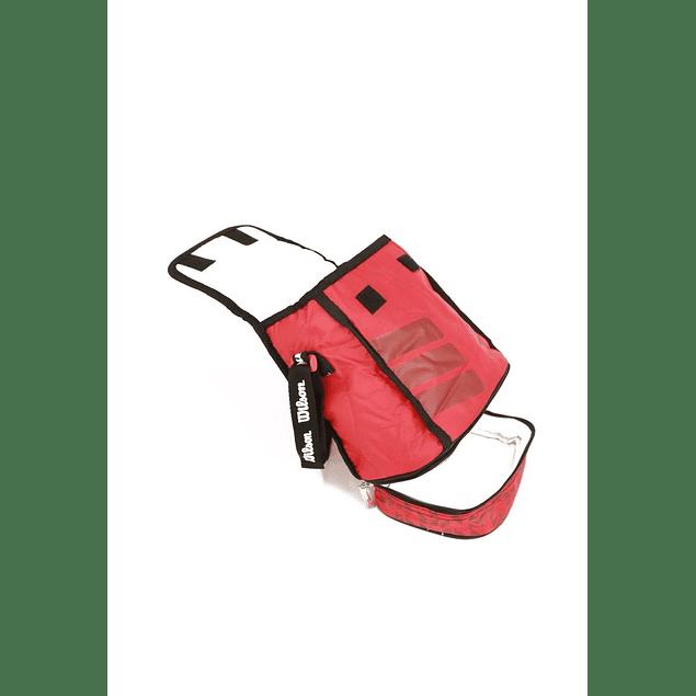 Lonchera Rocket Rojo Wilson
