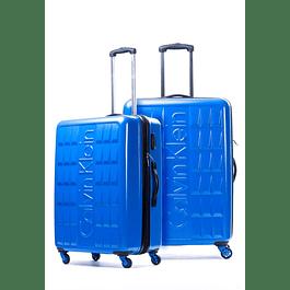 Pack Maletas Cornell Azul M+L Calvin klein