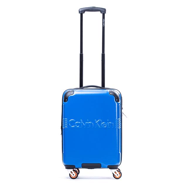 Maleta Calvin Klein / Delancy Azul / Small 20''
