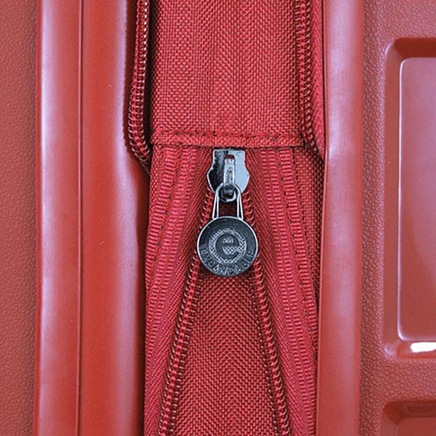 Pack Maletas Nautica Liberty Rojo S+M