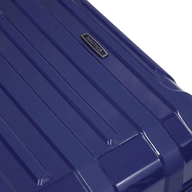 Pack Maletas Nautica Liberty Azul M+L
