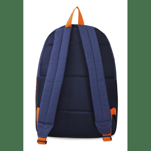 Mochila Orus Wilson Azul - Naranja