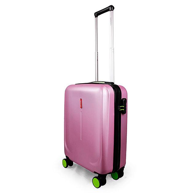 Maleta Cabina S Oxford Swiss Bag Rosa