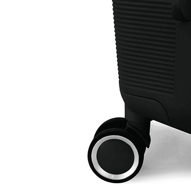 Maleta Grande L Xpos SwissBag Negra
