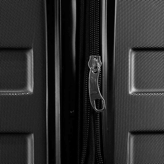 Maleta Cabina S Basilea Air Express Gris Oscuro