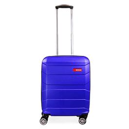 Maleta Cabina S Optwall SwissBag Azul