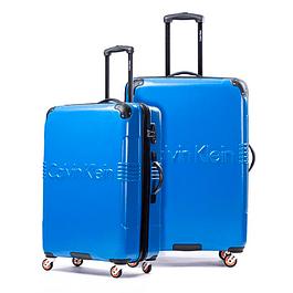 Pack Maleta Delancy Azul M+L Calvin klein