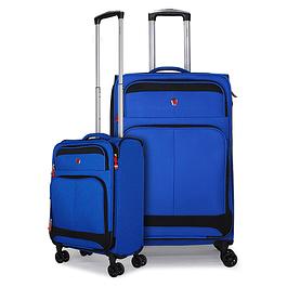 Pack Maletas Falun Azul S+L