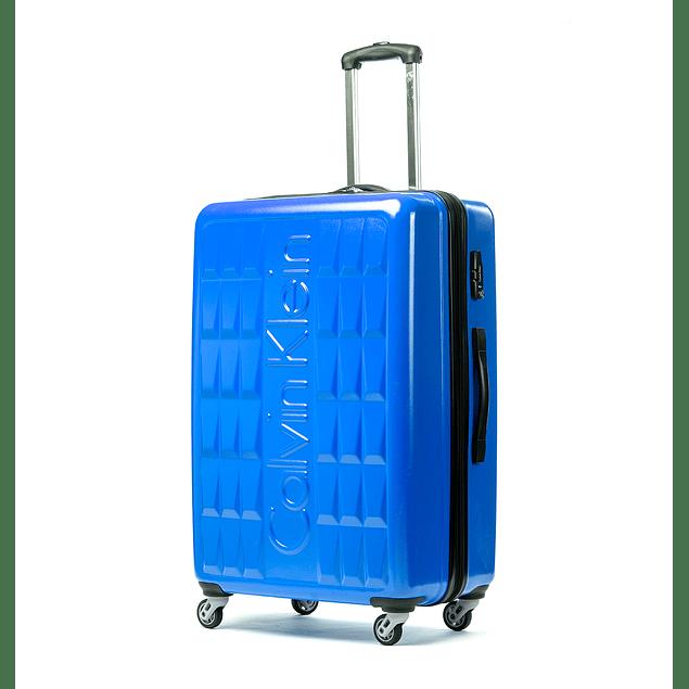 Maleta Calvin Klein / Cornell Azul / Large 28''