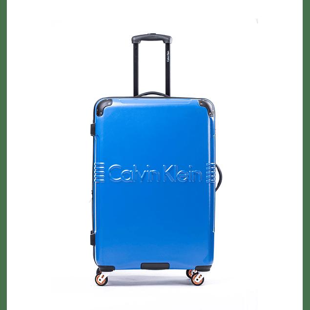 Maleta Grande L Delancy Calvin Klein Azul