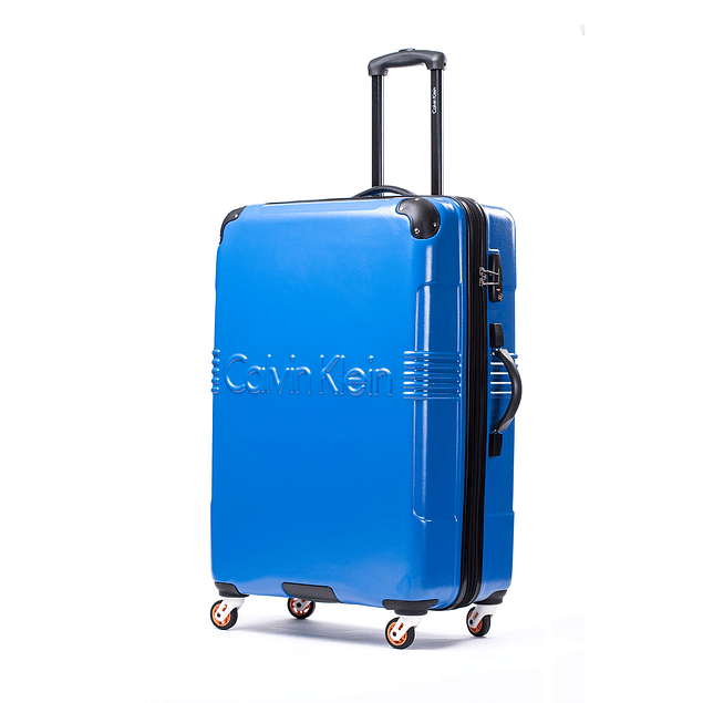 Maleta Calvin Klein / Delancy Azul / Large