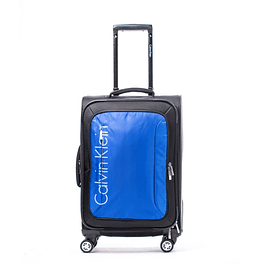 Maleta Calvin Klein / Tremont Azul / Medium 24''