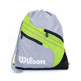 Morral Deportivo Gris Wilson