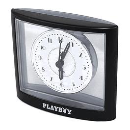Reloj Cuadrado / Play Boy / Negro