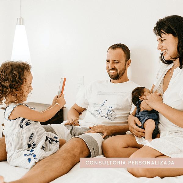 Consultoría Personalizada Materno-Infantil - Sobre los 5 meses hasta los 6 años