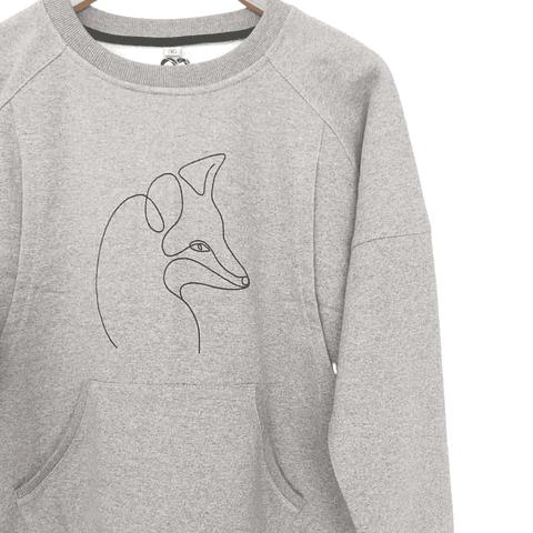Polerón de lactancia Fox (canguro)