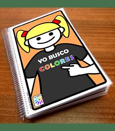 Folder Yo Busco Colores