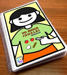 Folder Yo Busco Vegetales