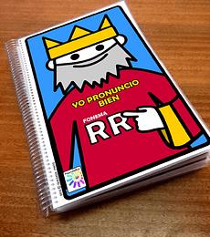 Folder Yo Pronuncio Bien Fonema /RR/