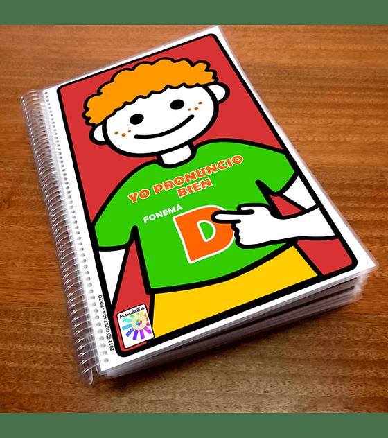 Folder Yo Pronuncio Bien Fonema D