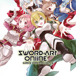 SWORD ART ONLINE - GIRL'S OPERATIONS 05