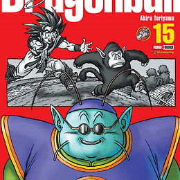 DRAGON BALL ULTIMATE 15