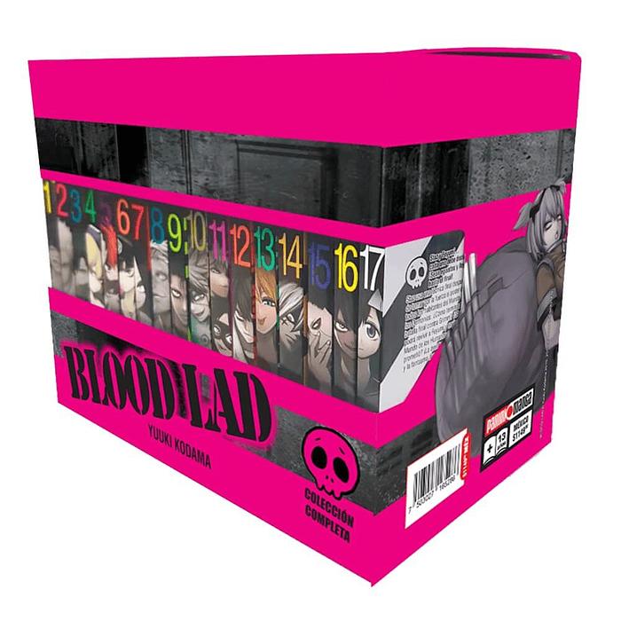BLOOD LAD (BOXSET)