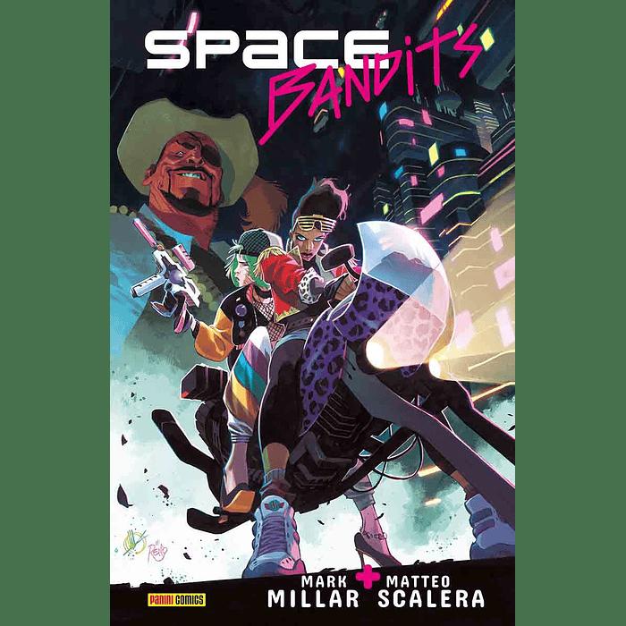 SPACE BANDITS (HC)