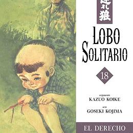 LOBO SOLITARIO 18