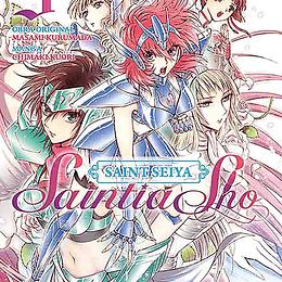 SAINT SEIYA - SAINTIA SHO 09