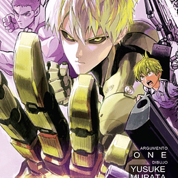 ONE PUNCH MAN 19